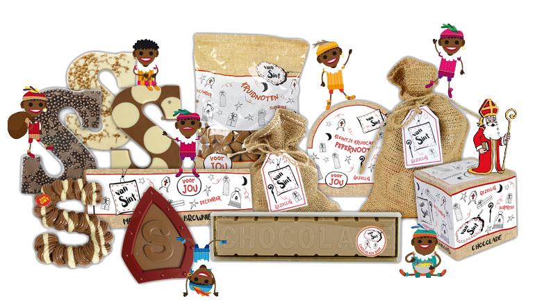 Sinterklaas Cadeau of Pakket