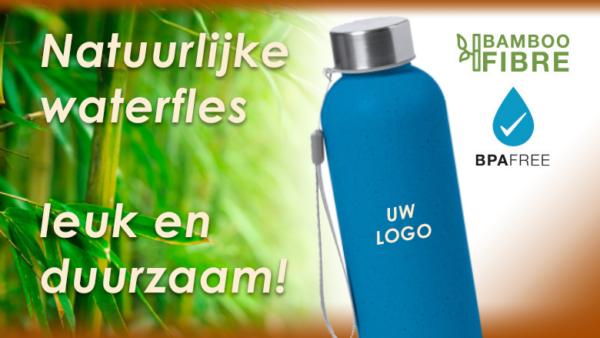Duurzame Bamboe Fles