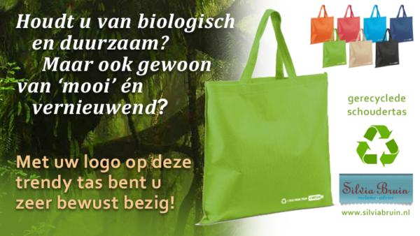 Tas Duurzaam gemaakt van PET