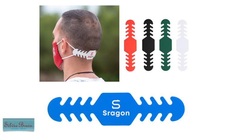 Earsavers voor je mondkapje bescherm je oren!