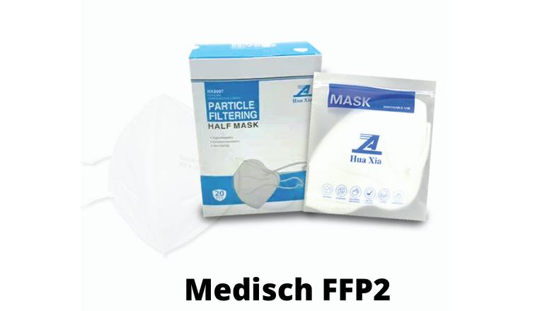 Medische mondkapjes FFP2 goedkopere variant