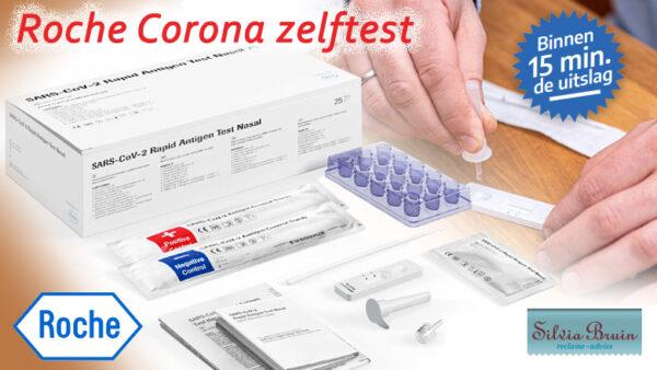 Roche Corona zelftest
