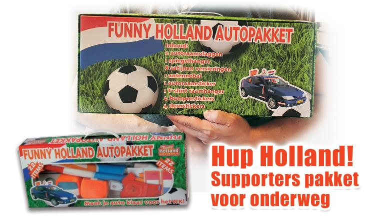 Funny Holland Autopakket