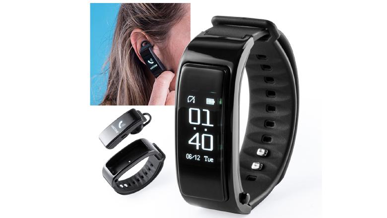 Smartwatch met bedrukking