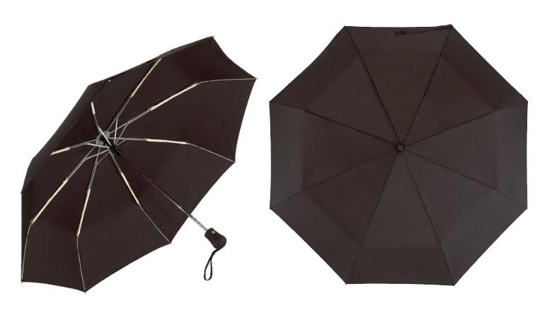 Stormvaste paraplu met logo